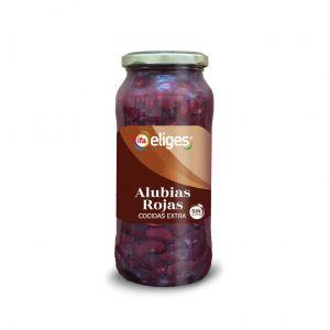 Alubia roja cocida ifa eliges 580g