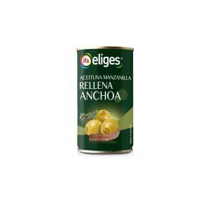 Aceituna rellena de anchoa ifa eliges lata