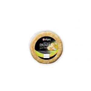 Tortilla de patatas con cebolla ifa eliges 500g