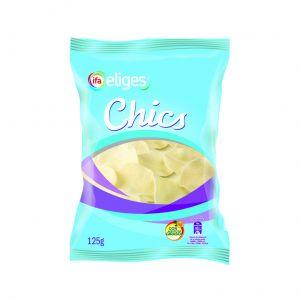 Patatas fritas ligeras  ifa eliges 125g