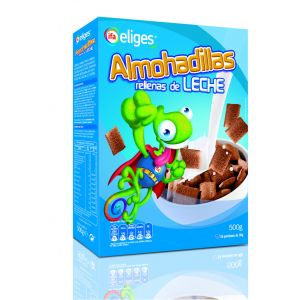 Cereales rellenos de leche ifa eliges 500g