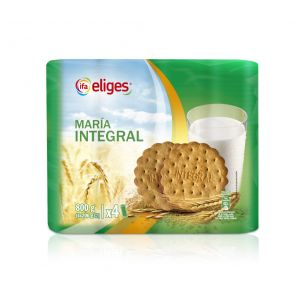 Galleta maria integral ifa eliges 800g