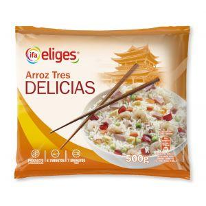 Arroz  3 delicias ifa eliges 500g