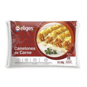 Canelones carne ifa eliges 500gr