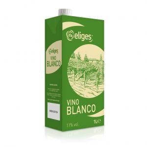 Vino mesa blanco ifa eliges 1l