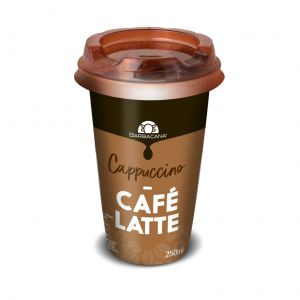 Cafe latte cappuccino barbacana 250ml