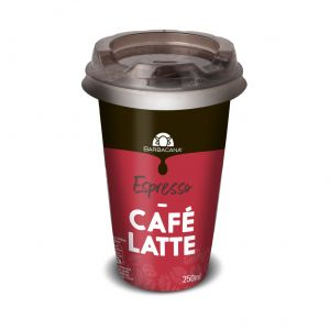 Cafe latte espresso barbacana 250ml