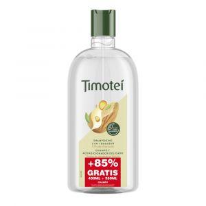 Champu y aocndicionador 2 en 1 delicado aceite de almendras timotei