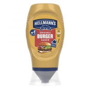 Salsa burguer bocabajo hellmanns 250ml