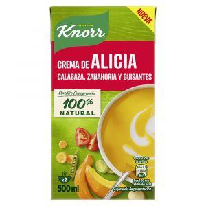 Crema liquida alicia knorr 500ml