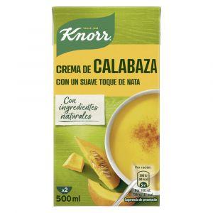 Crema de calabaza knorr 500ml