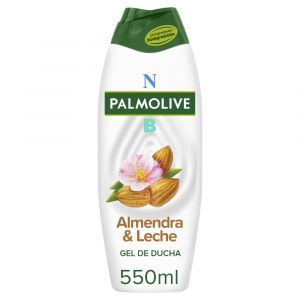 Gel almendra y leche neutro balance palmolive 550ml