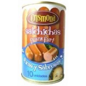 Salchichas frankfurt crismona 230g