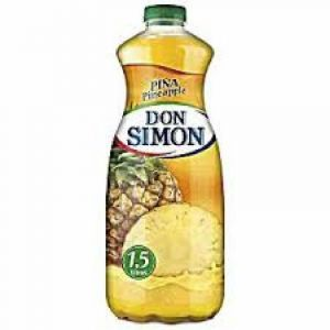 Nectar de piña don simon pet 1,5l
