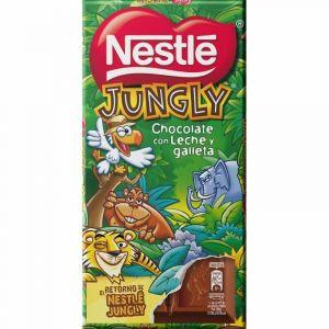 Chocolate c/leche jungly nestle 125 grm.
