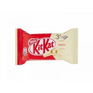Chocolatina white  kit kat nestle  p3x41,5g