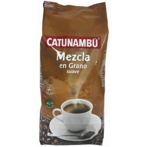 Cafe grano mezcla suave catunambu 1 kg
