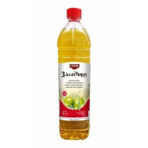aceite de oliva suave cexac 1l