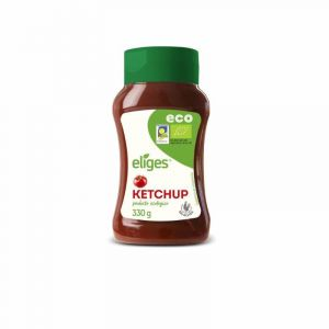 Ketchup ecologico ifa eliges 330g