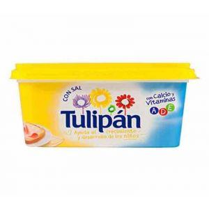 Margarina con sal tulipan 225gr