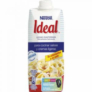 Leche evaporada nestle ideal 525 gr