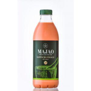 Gazpacho natural sin pan  majao 1l