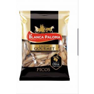 Picos gourmet la blanca paloma 130g