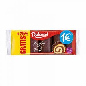 Bracito trufa chocolate dulcesol  p4x235g
