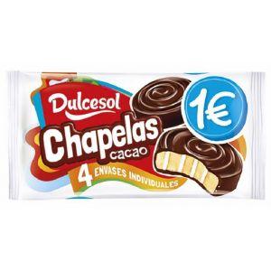 Chapela  chocolate dulcesol  p4x200g
