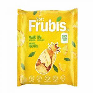 Fruto seco semideshidratados  piña frubis bolsa 50gr
