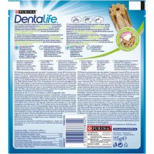 Snack perro razas pequeñas dentalife 115g