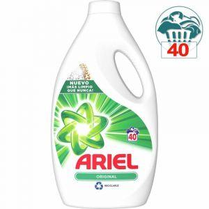 Detergente liquido original ariel 40d 2,31l