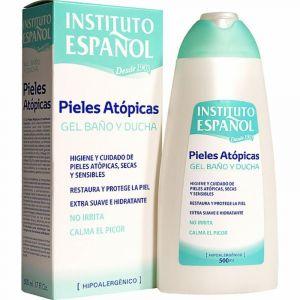 Gel para pieles atopicas instituoto español 500 ml