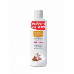 Gel hidratante natural honey  750+250ml