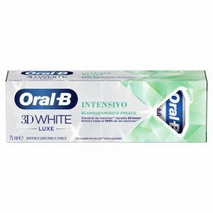 Dentrifico blanco intensivo oral b 75ml