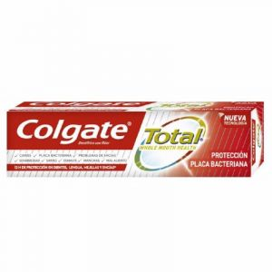 Pasta dentífrica total repara diariamente colgate 75 ml
