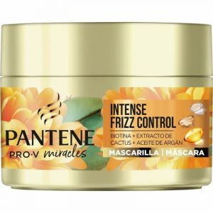 Mascarilla pantene pro miracle de-frizz antiencrespamiento 160ml