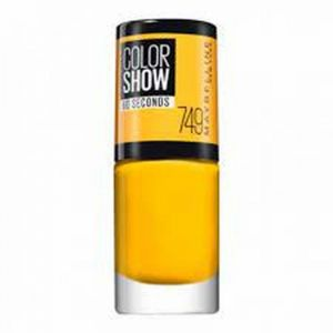 Laca de uñas color show 749 maybelline 7ml
