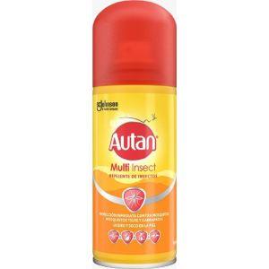 Repelente mosquitos autan spray 100ml