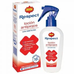 Locion  antipiojos  orion  100ml