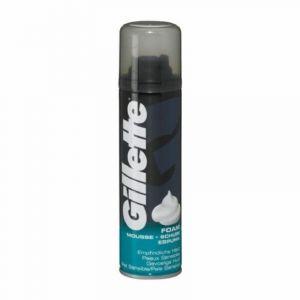 Espuma de afeitar clásica para piel sensible gillette 200ml