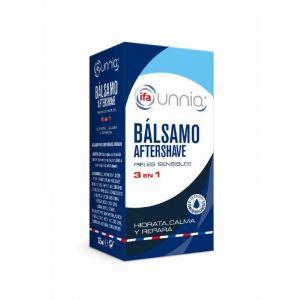 Balsamo aftershave 3 en 1 ifa unnia tubo 125ml