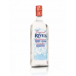 Ginebra rives botella de 1l