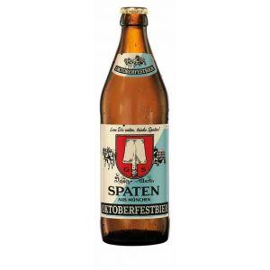 Cerveza spaten botella 50cl