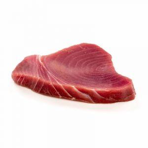 Medallón de solomillo de atún