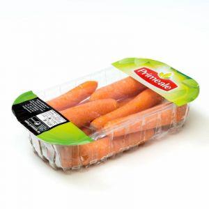 Zanahoria    bandeja 500g aprox
