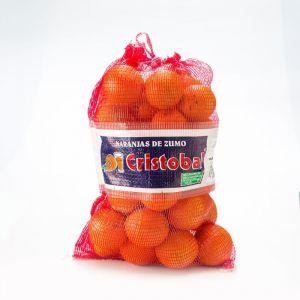 Naranja zumo bolsa 5 k aprox