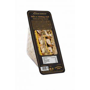 Sandwich gourmet pollo mostaza miel lm 150 g