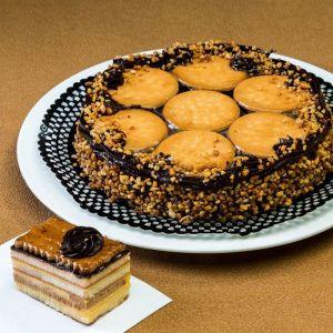 Pastel de galleta 100g