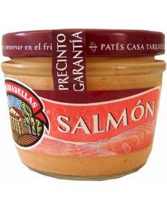 Pate de salmon casa tarradellas 125g